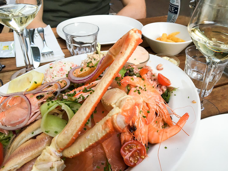 The seafood bar amsterdam hotspot culinice foodblog for Seafood bar van baerlestraat amsterdam